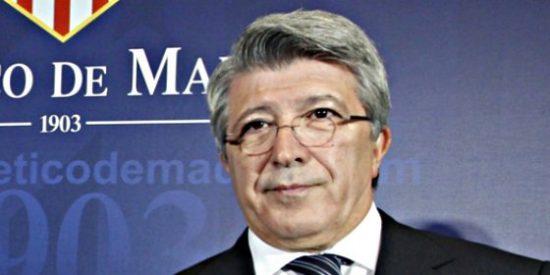 El Atlético de Madrid con la sanción de la FIFA está en el horizonte