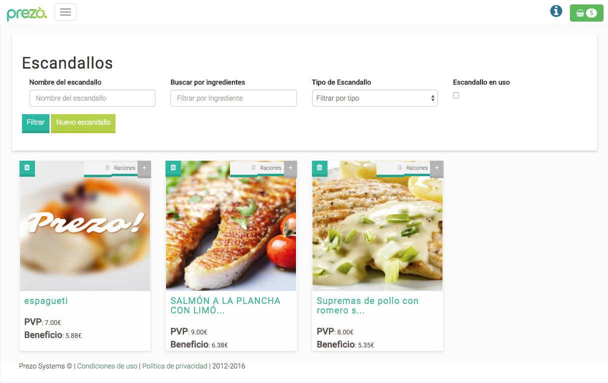"""La Asociación de Empresas para el Fomento del Uso de Nuevas Tecnologías en la Alimentación premia a la aplicación Prezo por """"sus aportaciones en materia de innovación"""""""