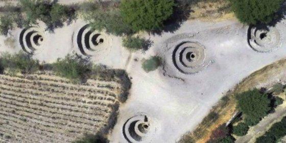 Resuelven el misterio del origen de las espirales de Nasca en Perú
