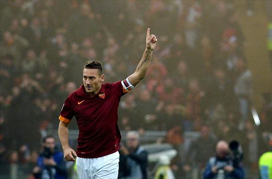 Francesco Totti: Eterno Capitano