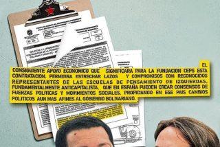 """""""Esta es la prueba definitiva de que Hugo Chávez ayudó a crear Podemos en España"""""""