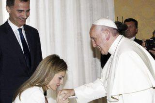 Felipe VI viajará el viernes a la entrega del premio Carlomagno al Papa
