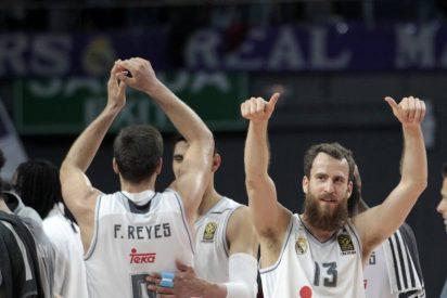 El Real Madrid de baloncesto no ganó nunca un playoff sin ventaja de cancha