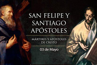 Expondrán las reliquias de los apóstoles Felipe y Santiago