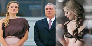 La recatada esposa del vicepresidente de Brasil cabrea a la más pintada