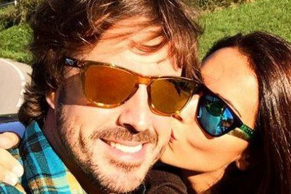 Telecinco hurga en la herida de Fernando Alonso y su desengaño con Lara Álvarez