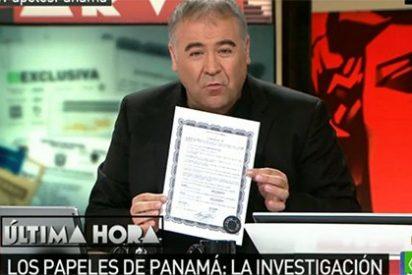 Ferreras se defiende en 'Al Rojo Vivo' de las declaraciones de Vargas Llosa sobre los papeles de Panamá