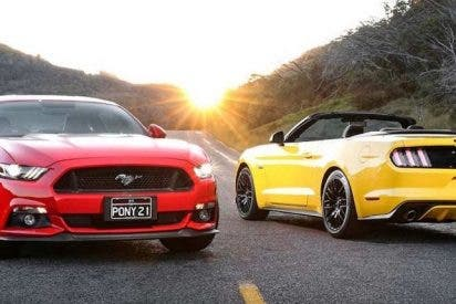 El Ford Mustang es el deportivo más vendido del 2015