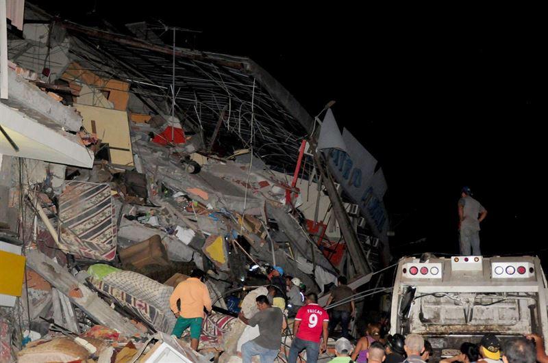 """284 misioneros españoles en Ecuador: """"Hay muchos muertos y enfermos"""""""