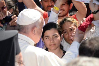 El Papa viaja a Lesbos, y ¿qué?