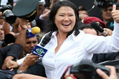 Keiko Fujimori gana en Perú sin despeinarse, pero no logra evitar una segunda vuelta