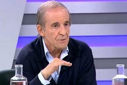 """El José María García más inflamable: """"Ferreras es un vividor que confunde la entrevista con la felación"""""""