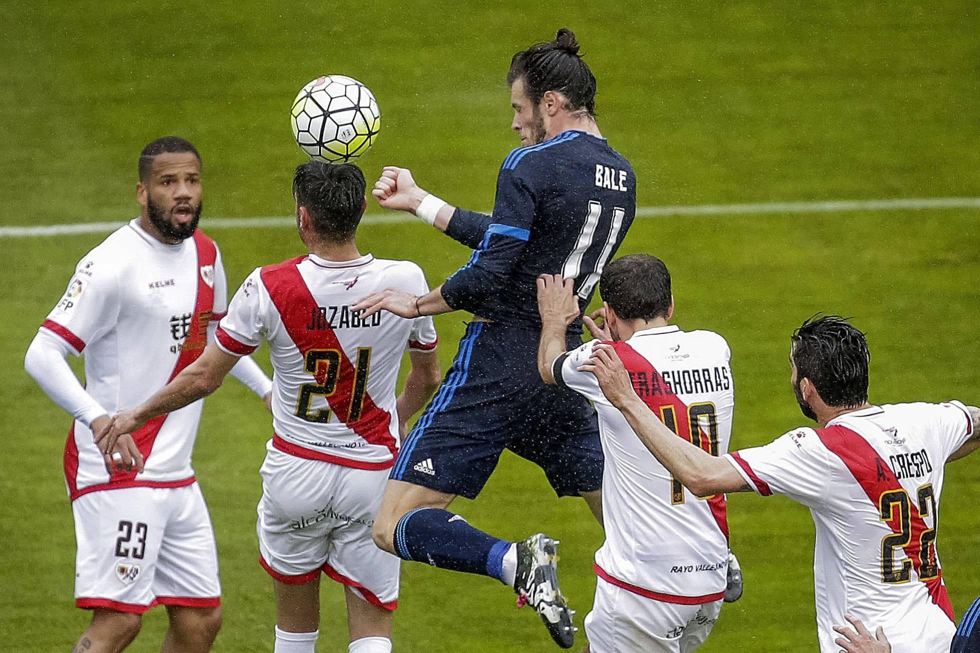 Las 5 claves del duelo perdido por el Rayo Vallecano con el Real Madrid