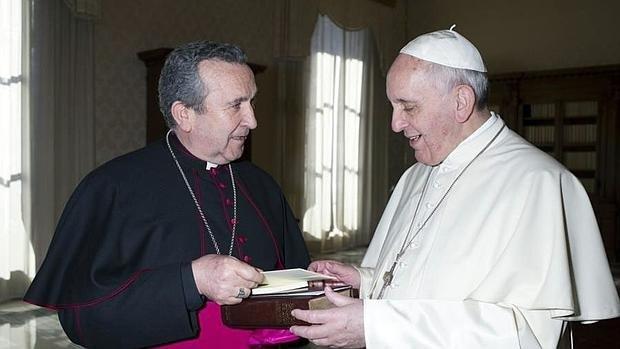 Gerardo Melgar, nuevo obispo de Ciudad Real