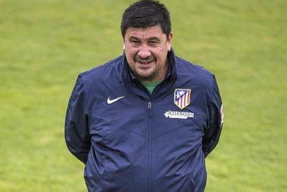 Las palabras del 'Mono' Burgos que acabaron dando la victoria al Atlético
