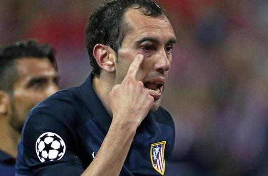 Godín habla de las consecuencias de su encontronazo con Suárez