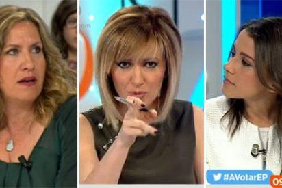 """Tres """"hembras jóvenes"""" machacan a MAR por un tuit de """"repugnante macho viejo"""""""