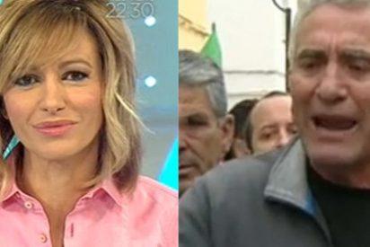 Diego Cañamero da la cara por el violento podemita Andrés Bódalo y Susanna Griso se la parte