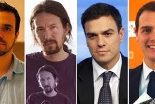 SONDEO 'EL PAIS': Podemos pierde 7 diputados; el PP, 3, el PSOE , 2 y Ciudadanos gana 9