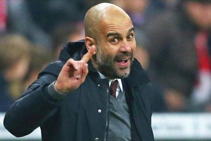 """Pep Guardiola: """"Hemos generado suficiente para hacer algún gol"""""""