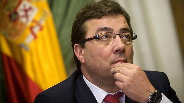 Fernández Vara arruina en dos minutos la estrategia del ambicioso Pedro Sánchez