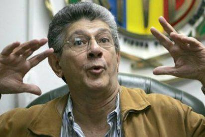Los objetos de brujería chavista hallados en el Parlamento venezolano