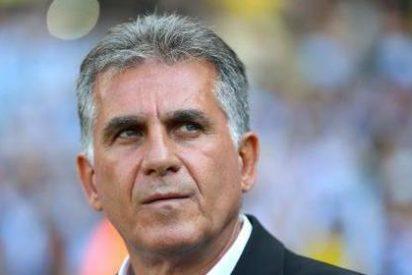 """Carlos Queiroz: """"Cuando Florentino piensa que sabe mucho de fútbol comete errores"""""""