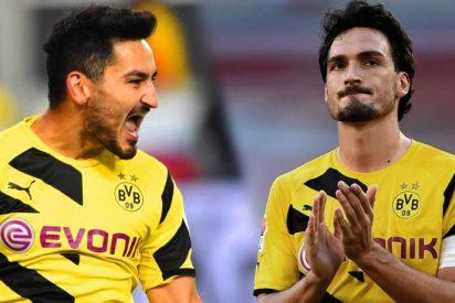 El Dortmund da vía libre a los grandes para que pujen por Mkhitaryan, Hummels y Gundogan