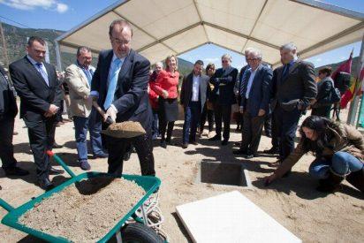 Educación invierte 4,3 millones en la construcción del nuevo colegio de La Adrada, en Ávila
