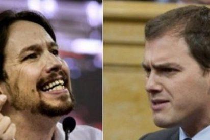 """Albert Rivera a Pablo Iglesias: """"Nuestros conceptos de Derechos Humanos son distintos, el suyo es el de Venezuela e Irán"""""""