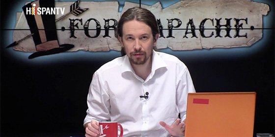 El autor de la carta-bomba a Raúl del Pozo, en nómina del programa de Iglesias