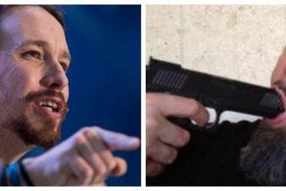 Podemos se pega otro tiro en el pie: agasaja en su fiesta a un artista procesado por enaltecimiento del terrorismo