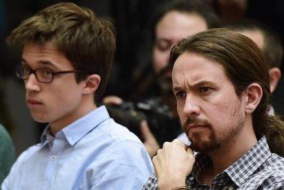 El bueno y el malo de Podemos: Iñigo Errejón y Pablo Iglesias