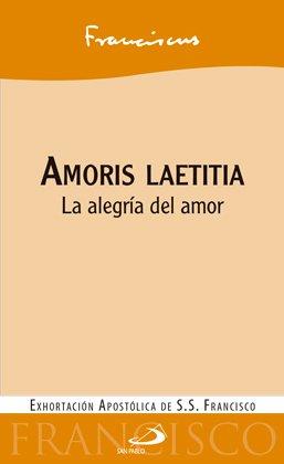 SAN PABLO publica Amoris laetitia (La alegría del amor)