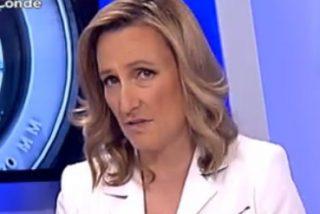 """Isabel Durán: """"Anda que no nos hemos tragado sermones del señor Mario Conde"""""""
