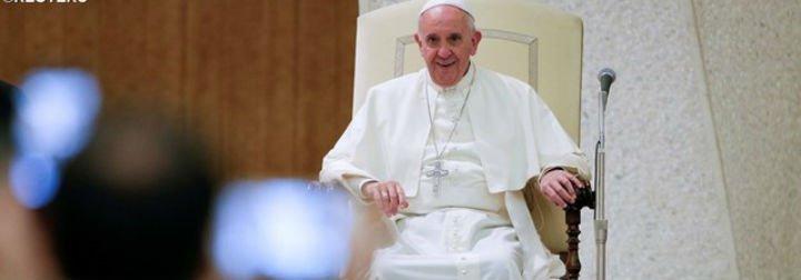 """Francisco pide a Cáritas que sea """"estímulo y alma"""" de una comunidad """"cercana a los pobres"""""""
