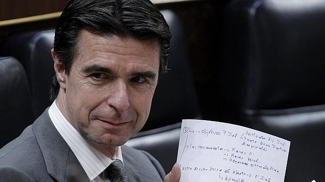 José Manuel Soria solicita comparecer ante el Congreso para explicarse con los papeles de Panamá