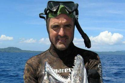 Muere ahogado Joseba Kerejeta, campeón mundial de pesca submarina