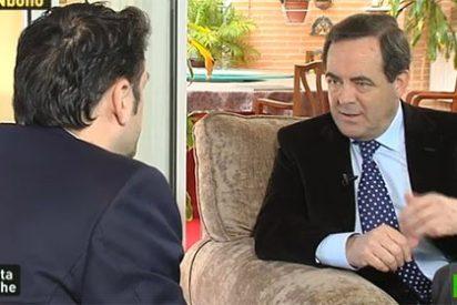 ¿Ya no se acuerda Bono cuando se ponía morado a comilonas con Podemos?