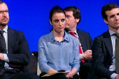 El PP se harta de la mano negra que conspira en La Moncloa contra Casado, Maroto y Levy