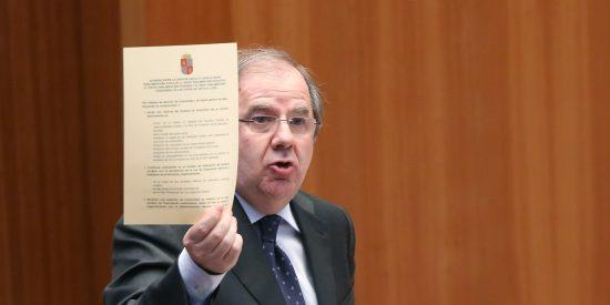 """Herrera se pone """"campanudo"""" contra todo el que no apoya la ordenación del territorio"""