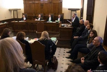"Un testigo asegura que Balda y Chaouqui creaban ""tensión"" en la Prefectura de Asuntos Económicos"
