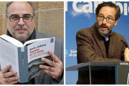El orgasmo de Enric Juliana por los elogios de Lassalle (PP) a un separatista catalán