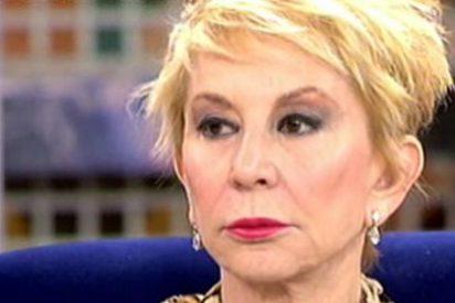 Karmele se derrumba hipnotizada en 'Sálvame' al ver viva a su madre muerta