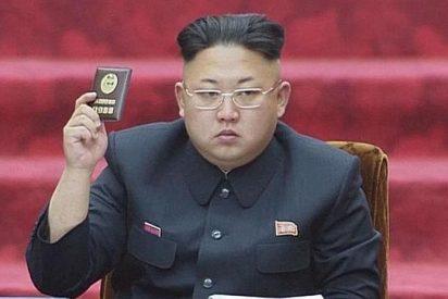 El tirano comunista Kim Jong-un se lo sigue pasando bomba