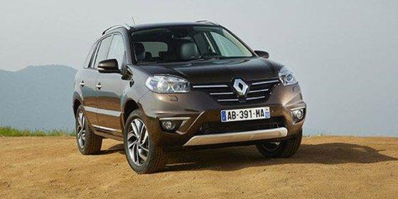 Renault Koleos 2013, modernización completa
