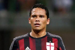 La razón de la ruptura de Carlos Bacca con el Milan