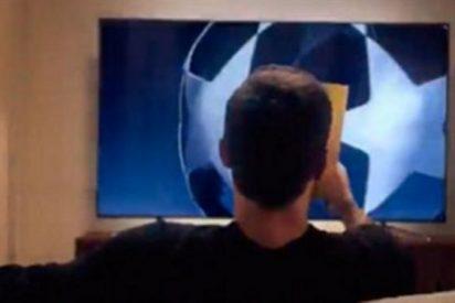 La UEFA utiliza la imagen de Messi (sin permiso) en su cruzada contra el Barça