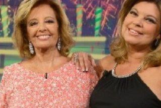Terelu saca las uñas por su madre: ¿María Teresa Campos le hizo un corte de mangas a Ortega Cano en directo?