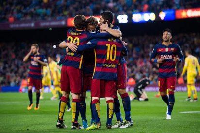 Las cinco claves de la goleada del Barcelona al Sporting de Gijón